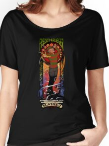 The Springwood Slasher Women's Relaxed Fit T-Shirt