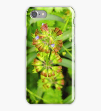 Three Tiered Cancerweed iPhone Case/Skin