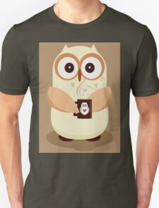 OWL AND CUPPA T-Shirt