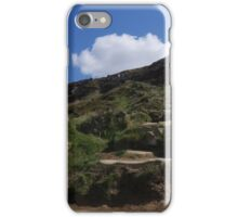 The Ascent, Ilkley Moor iPhone Case/Skin