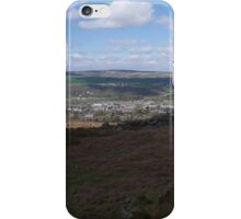 Rocks and Moors, Ilkley iPhone Case/Skin