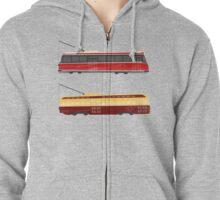 Streetcars Zipped Hoodie