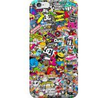Sticker Bomb iPhone Case/Skin