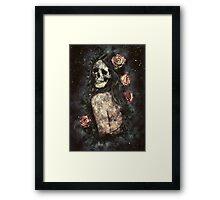Morbid Beauty Framed Print
