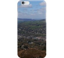 A Spring Sunday on Ilkley Moor iPhone Case/Skin