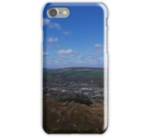 Spring Over Ilkley Town iPhone Case/Skin