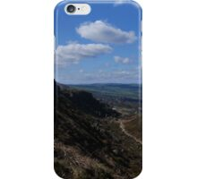 A Path Through the Valley, Ilkley iPhone Case/Skin