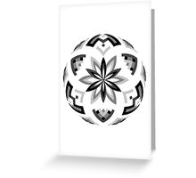 08 - Grayscale Greeting Card