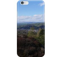 Woods on the Moor, Ilkley iPhone Case/Skin