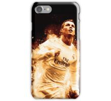 Cristiano Ronaldo 'CR7' Fire Design iPhone Case/Skin