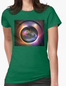 Oscillation Womens Fitted T-Shirt