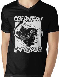 Operation Ivysaur Mens V-Neck T-Shirt
