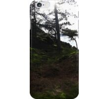The Woods of the Moor, Ilkley iPhone Case/Skin