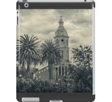 San Luis Church Otavalo Ecuador iPad Case/Skin
