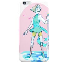 pearl with spear iPhone Case/Skin
