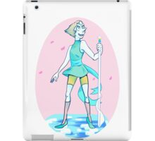 pearl with spear iPad Case/Skin