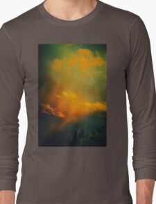 Bend Oregon: sunset Long Sleeve T-Shirt
