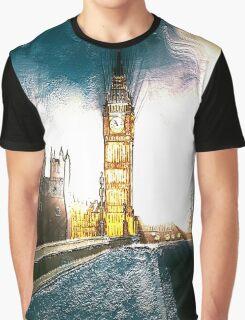Big Ben London Graphic T-Shirt