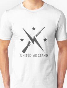 Minutemen United We Stand  Unisex T-Shirt