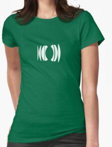 Nikon 50mm f/1.4 Womens Fitted T-Shirt