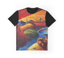 Evening Disquiet Graphic T-Shirt