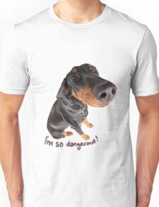 dangerous dog Unisex T-Shirt