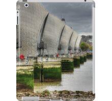 Thames Barrier HDR iPad Case/Skin
