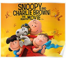 snoopy movie charlie brown Poster