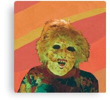 Ty Segall T-Shirt Canvas Print