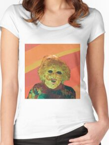 Ty Segall T-Shirt Women's Fitted Scoop T-Shirt