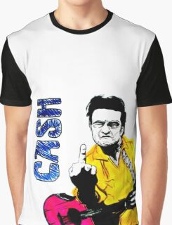Cash Graphic T-Shirt