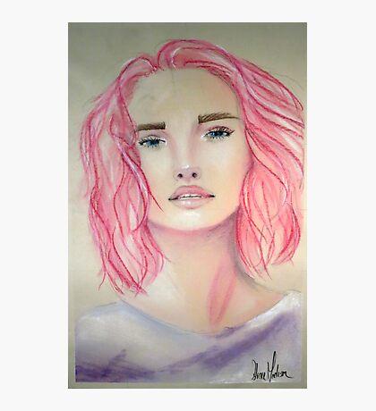 Pink Photographic Print