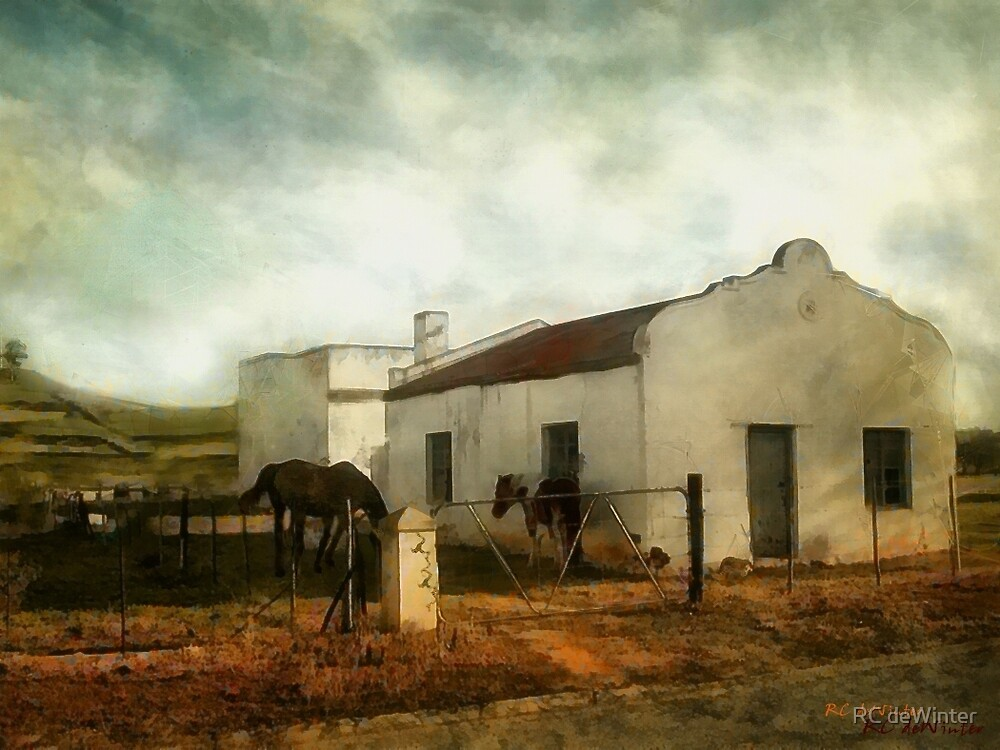 Afternoon at Lone Tree Ranch by RC deWinter