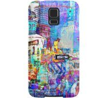 Times Square V Samsung Galaxy Case/Skin