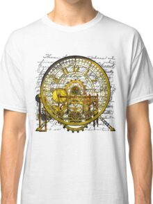 Vintage Time Machine #1B Classic T-Shirt