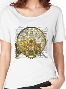 Vintage Time Machine #1B Women's Relaxed Fit T-Shirt
