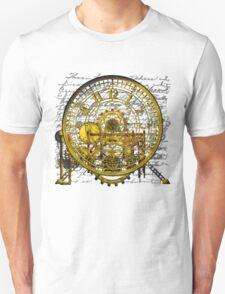 Vintage Time Machine #1B Unisex T-Shirt