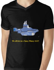 timey wimey sub (update) Mens V-Neck T-Shirt