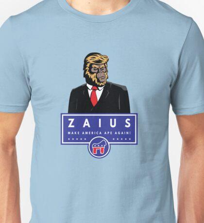 Vote Zaius Unisex T-Shirt