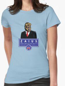 Vote Zaius Womens Fitted T-Shirt