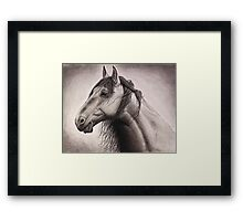Whispering Thoughts Framed Print