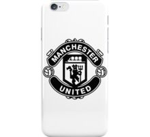 Manchester United Badge iPhone Case/Skin