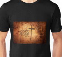 Not Ashamed Unisex T-Shirt