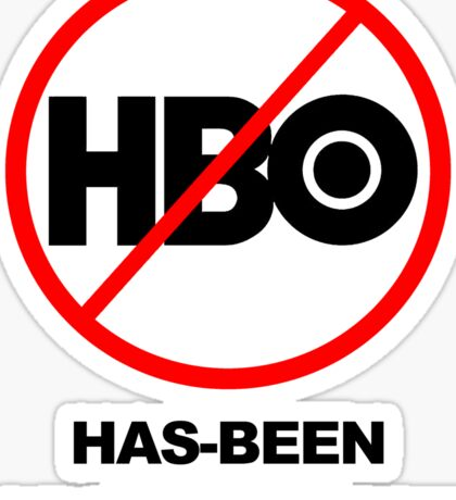 Game of Thrones - GONE! Thanks HBO... Sticker