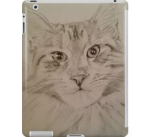 Cat Maine Coon iPad Case/Skin