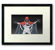 Mumm Vader Framed Print