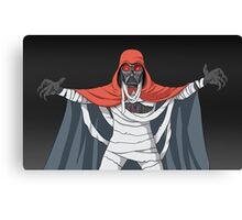 Mumm Vader Canvas Print