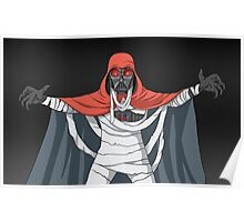 Mumm Vader Poster