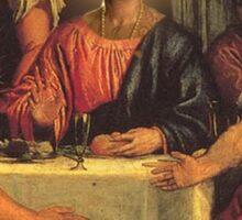 Gucci da Savior Sticker