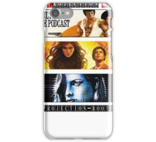 The Projection Booth Podcast iPhone Case/Skin